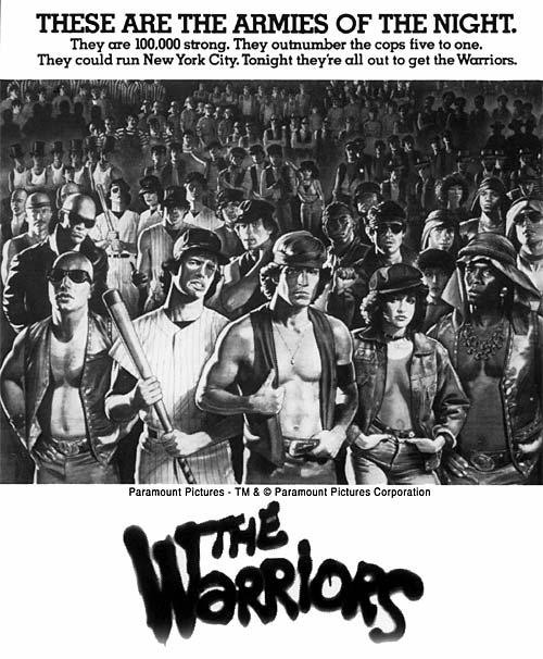 2015 Coney Island Film Festival Program 10 The Warriors